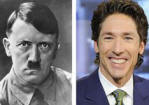 Hitler and Joel Osteen