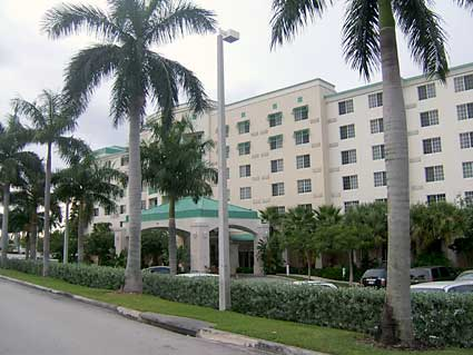 Ft Lauderdale Marriott